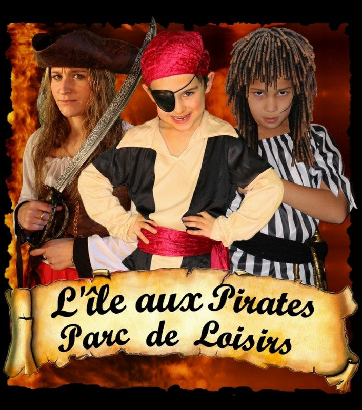 L'île aux pirates La Turballe
