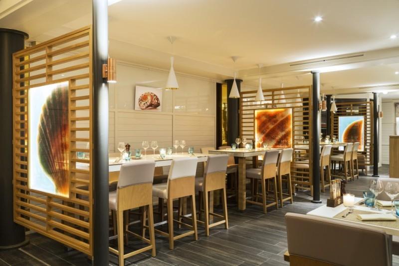 La Baule - Hôtel Barrière L'Hermitage - Restaurant l'Eden Beach
