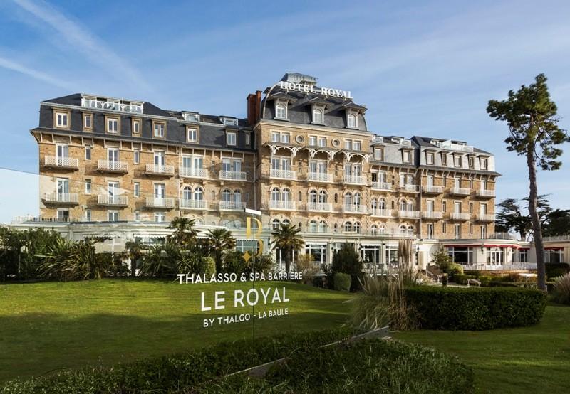 La Baule - Hôtel Barrière Le Royal