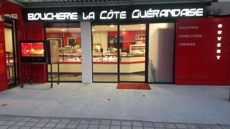 La Côte guérandaise Boucherie-Charcuterie Guérande