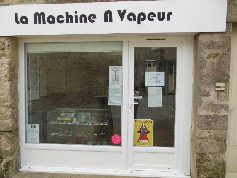 La Machine à Vapeur - Guérande