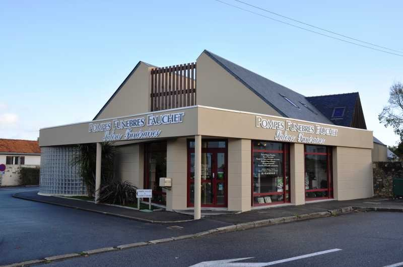 La Maison des obsèques Guérande