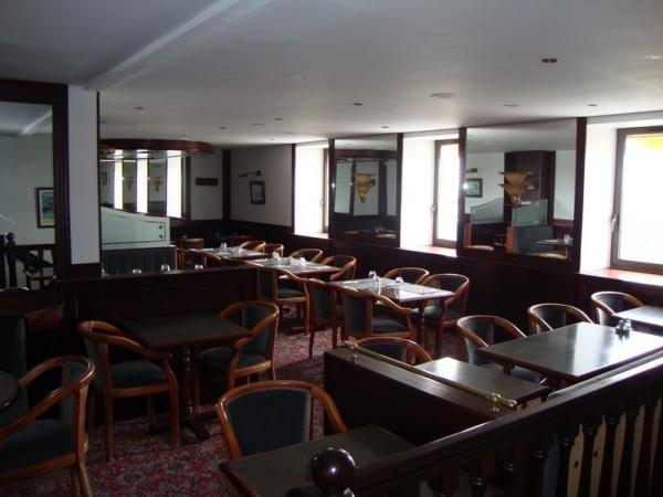La Marie Galante, La Turballe, restaurant intérieur