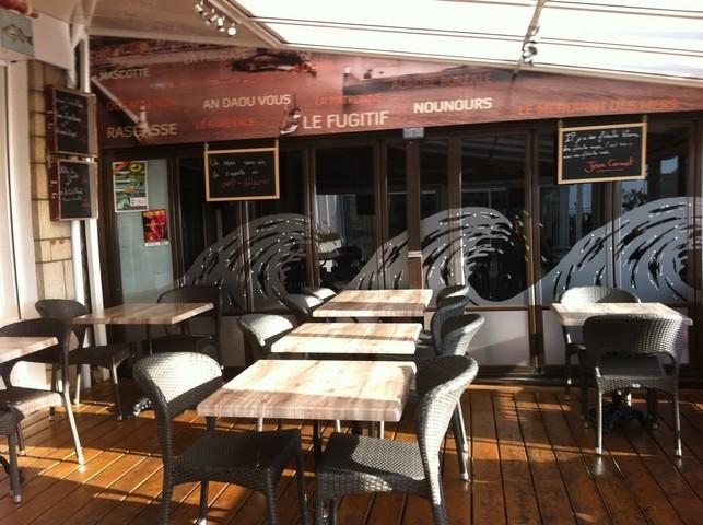 La Turballe - Restaurant Le Tourlandroux - Véranda