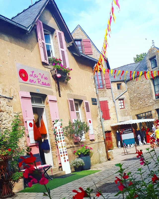 la-vie-en-rose- Guérande boutique