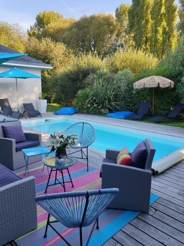 La Villa d'Escoublac - chambre d'hôtes -piscine- La Baule