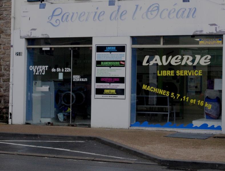 Laverie l'Océan - La Baule