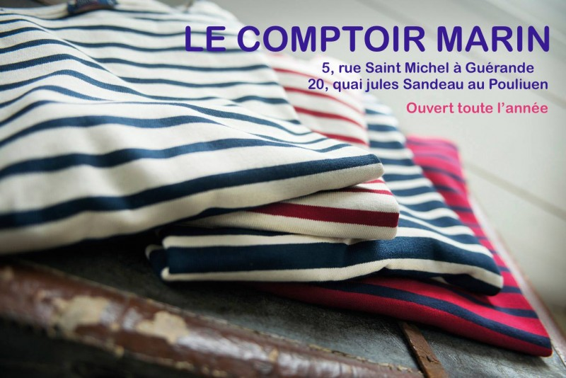 Le Comptoir Marin - Guérande
