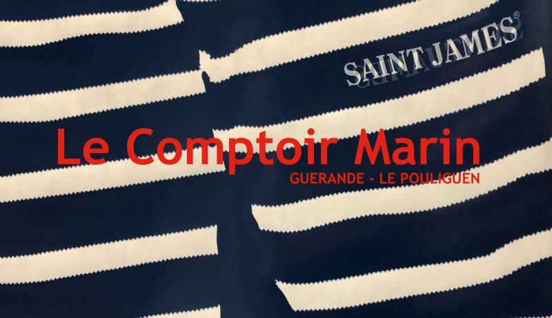 Le Comptoir Marin Le Pouliguen et Guérande