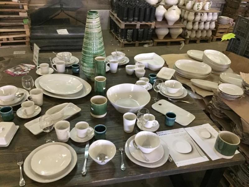 Le Design de la table - Guérande