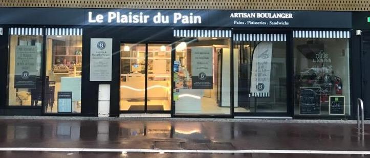 Le plaisir du Pain
