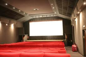 Le Pouliguen - Cinéma Pax - La salle