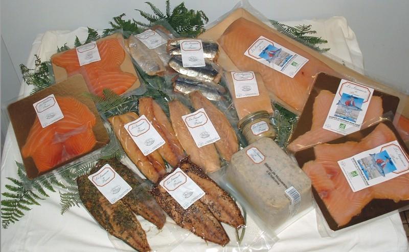 le-saumon-Piriac sur Mer