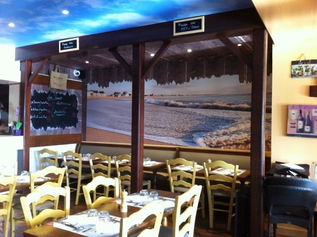 01-Le Tourlandroux restaurant la turballe