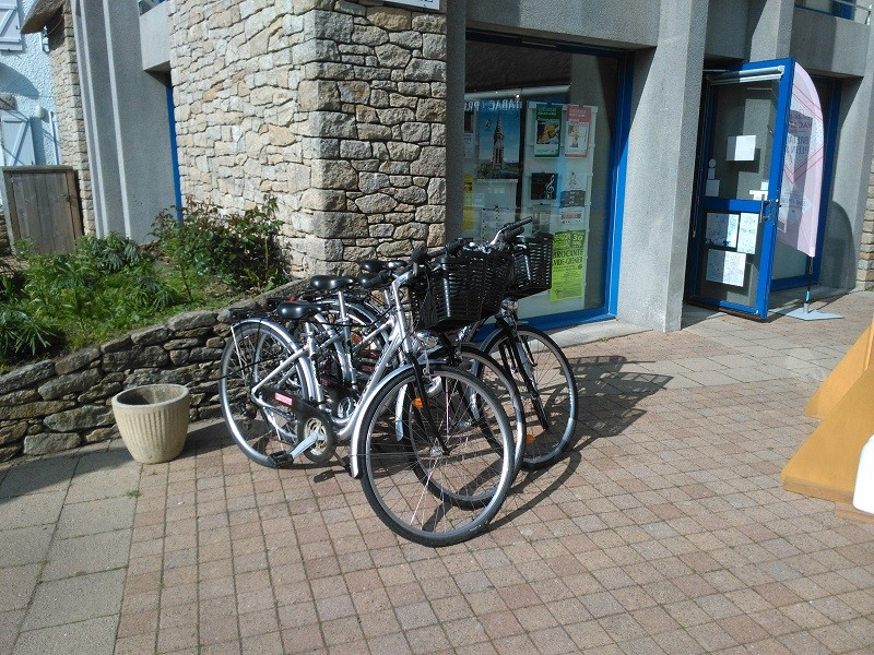 Location de vélo Saint-Lyphard Bretagne Plein Sud