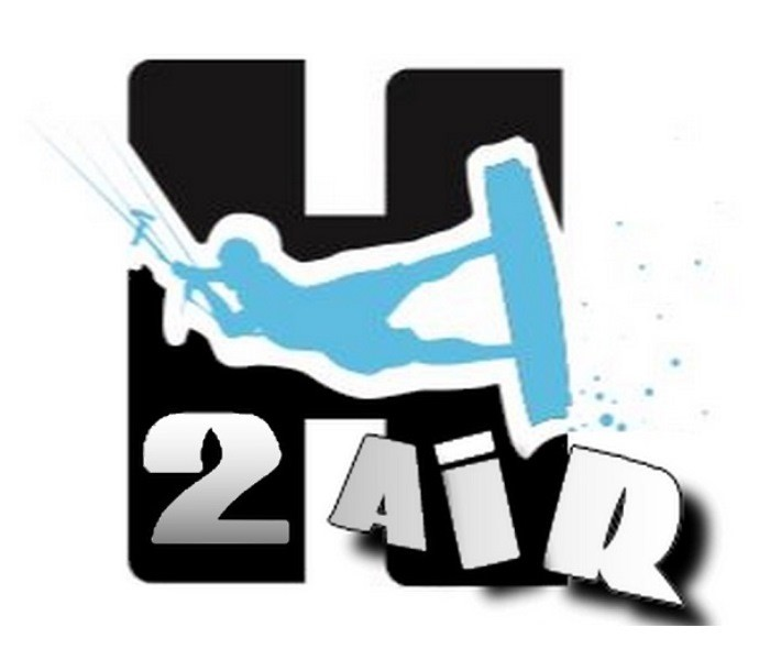 Logo - H2AIR Kiteschool - Saint Brévin l'Ocean