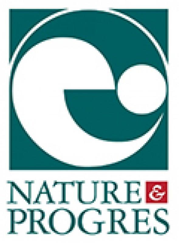 logo Nature & Progres -Artisans du sel - Guérande
