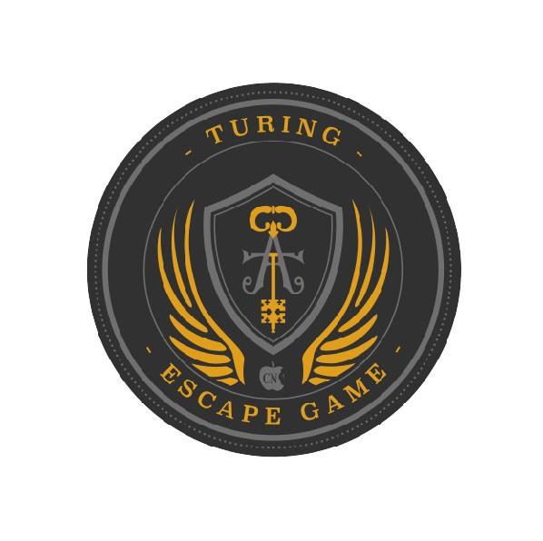 Logo Turing Escape Game - Guérande