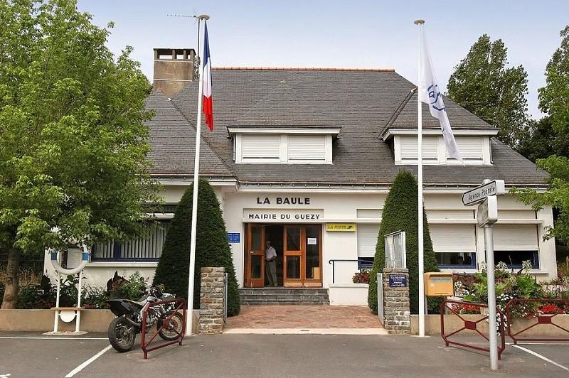 Mairie Annexe du Guézy - La Baule - Office de Tourisme intercommunal La Baule Guérande