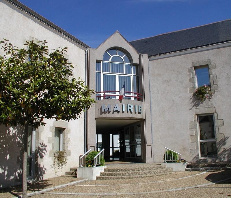 Mairie - Mesquer - Office de Tourisme intercommunal La Baule Guérande