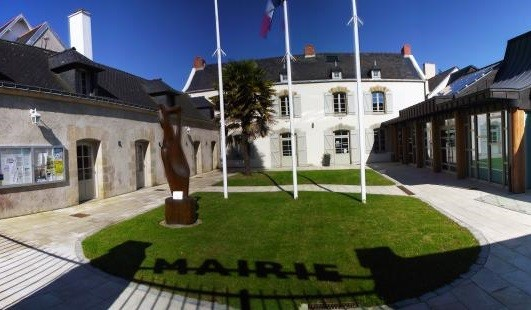 Mairie - Penestin - Office de Tourisme intercommunal La Baule Guérande