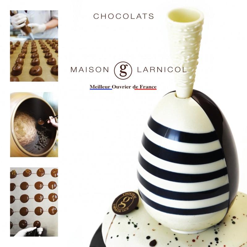 Chocolat - Maison Georges Larnicol Guérande