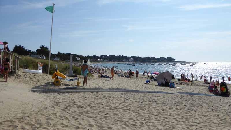 plage de lanseria mesquer quimiac poste de secours avenue de la plage