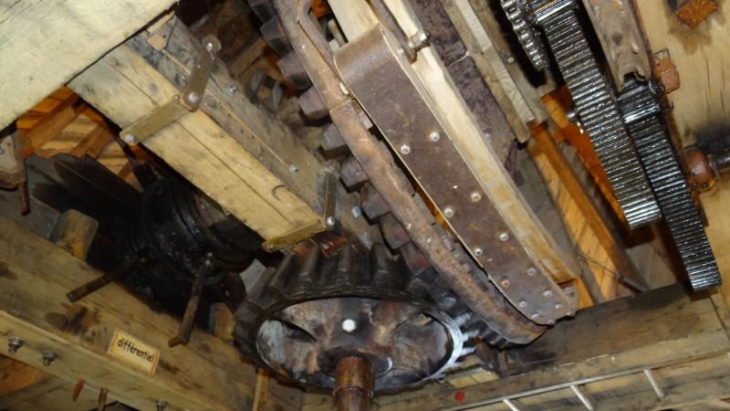 Moulin de Kerbroué à La Turballe