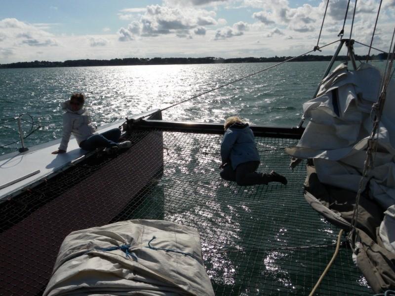 Naviguez Anne Caseneuve - Arradon