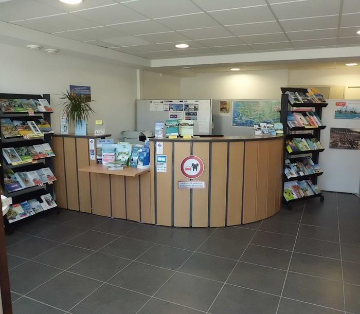 Office de tourisme de Saint-André-des-Eaux - accueil