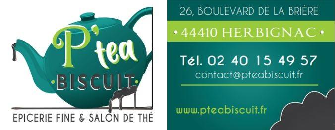 P'tea Biscuit - Herbignac