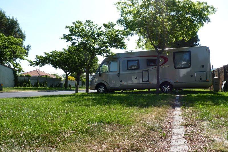 Aire de camping-car du Pouliguen