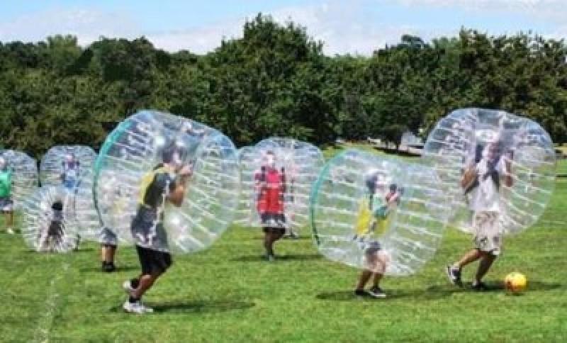 Paintball Guerande  La Baule Sport Loisirs - Boules géantes
