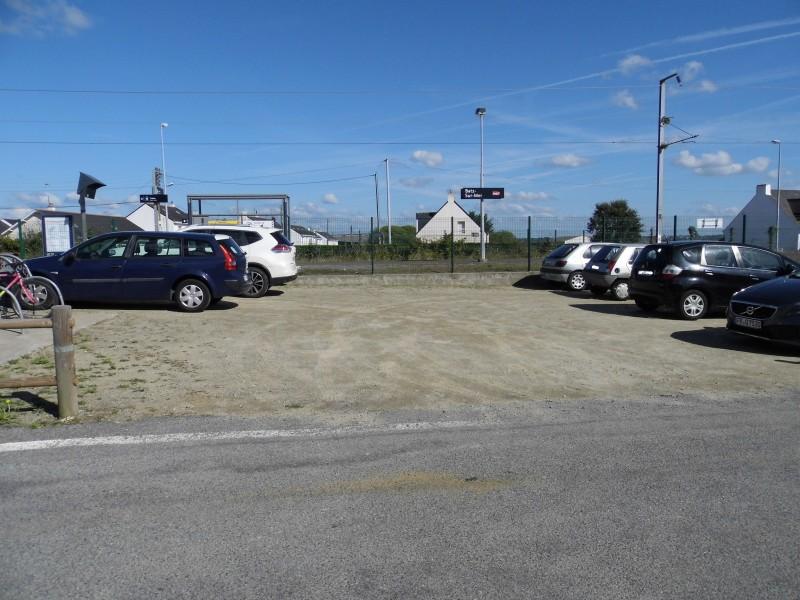 Station parkplatz