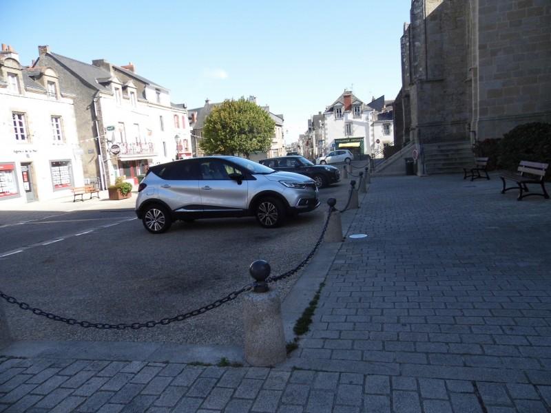 Parking place du Garnal