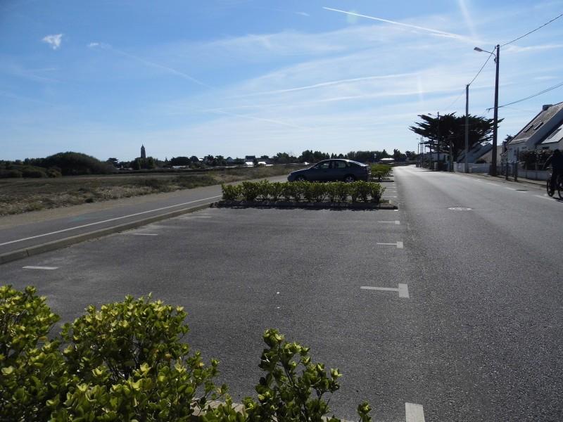 Parking rue de la Grande Vallée