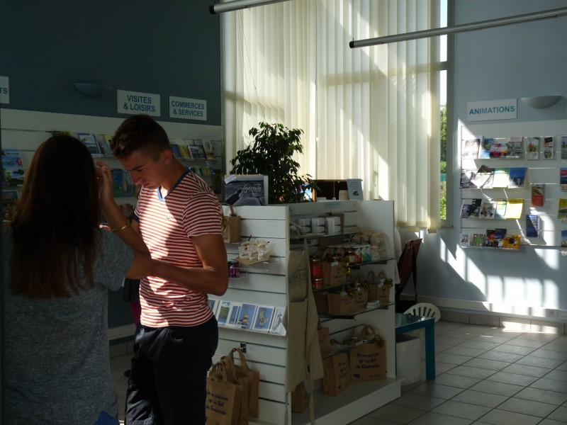 Penestin - Office de tourisme - boutique