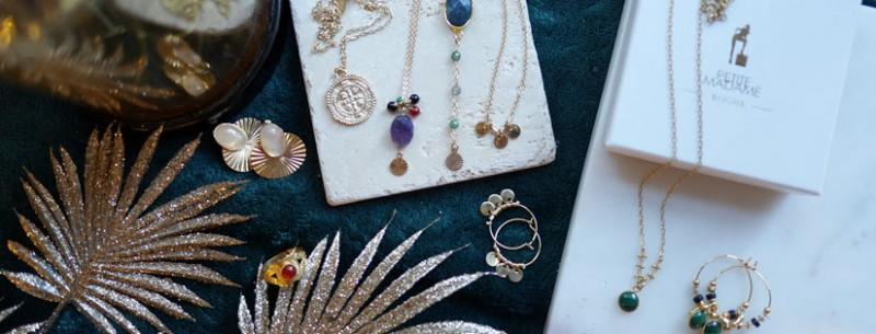 Petite Madame Guérande bijoux