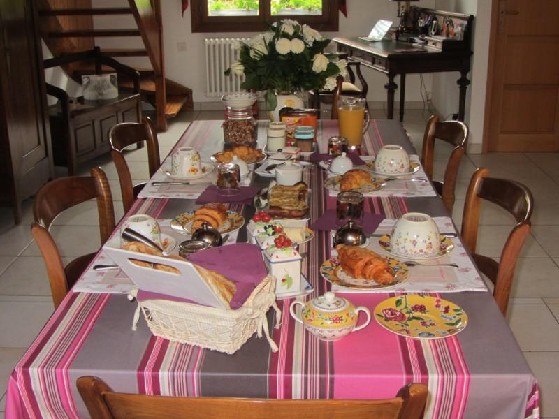 petits-dejeuners en salle