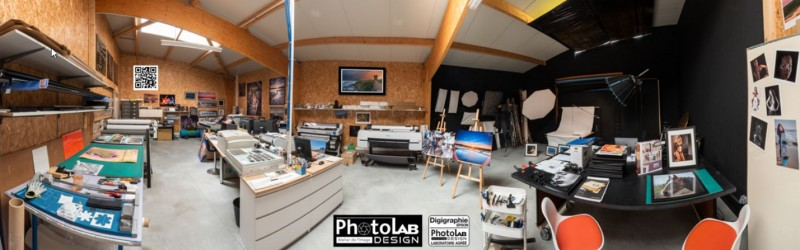 Photo Lab Design - Saint-Molf