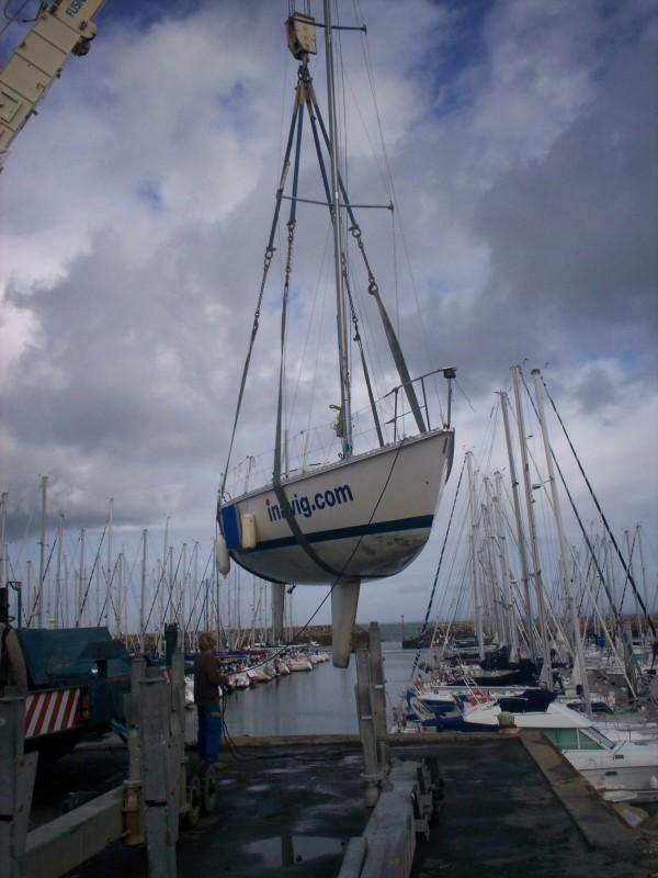Piriac Diffusion Marine - Grutage à Piriac sur Mer