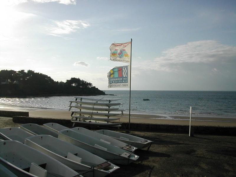 Strand von Poudrantais