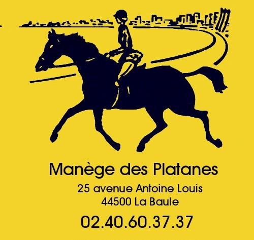 Centre équestre Manège des Platanes - La Baule