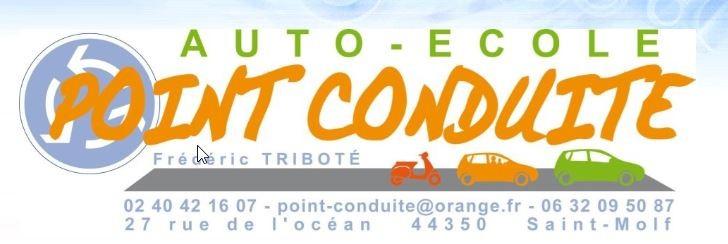 Point conduite auto école Cédric - Saint-Molf