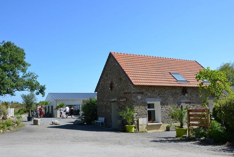 Pornichet - Camping Les Trois Chênes - Entrée