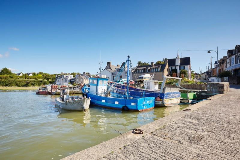 Port de Tréhiguier - Pénestin