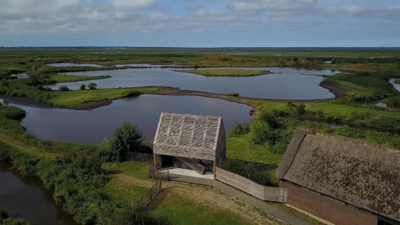 Réserve Naturelle Régionale Marais de Brière - site Pierre Constant