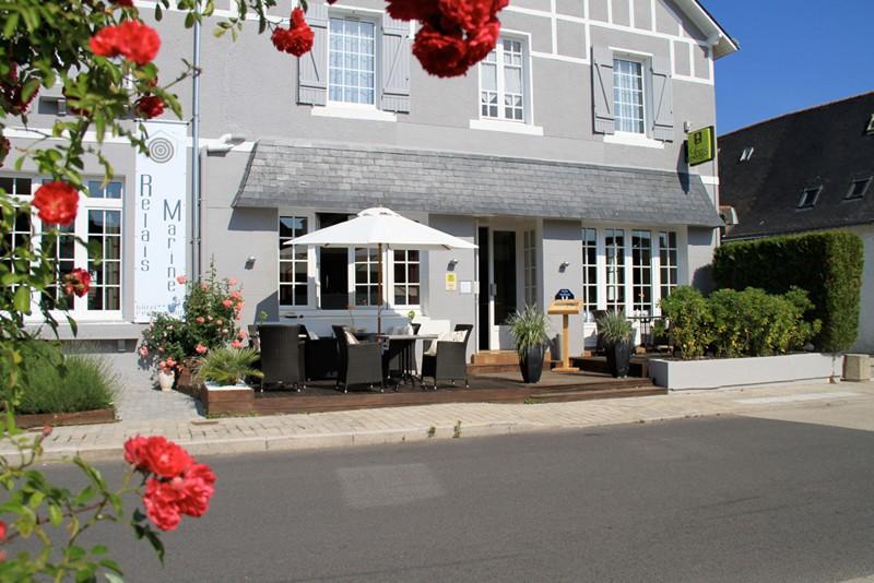 Restaurant Le Relais Marine - entrée