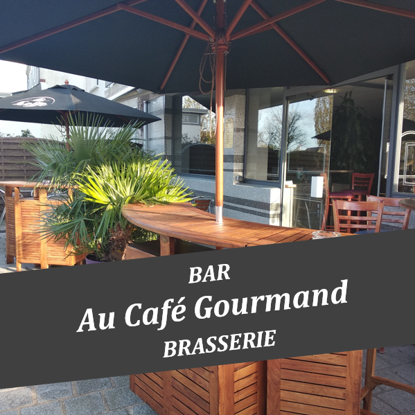 Restaurants - Au café gourmand - La Baule