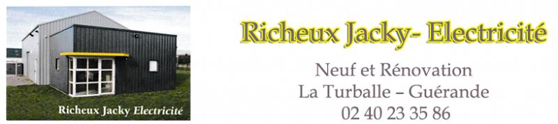 Richeux Jacky Electricité - Guérande